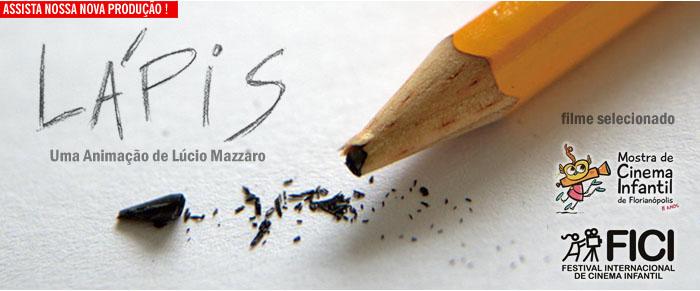 Em breve - Informa��es da Anima��o L�PIS, de L�cio Mazzaro